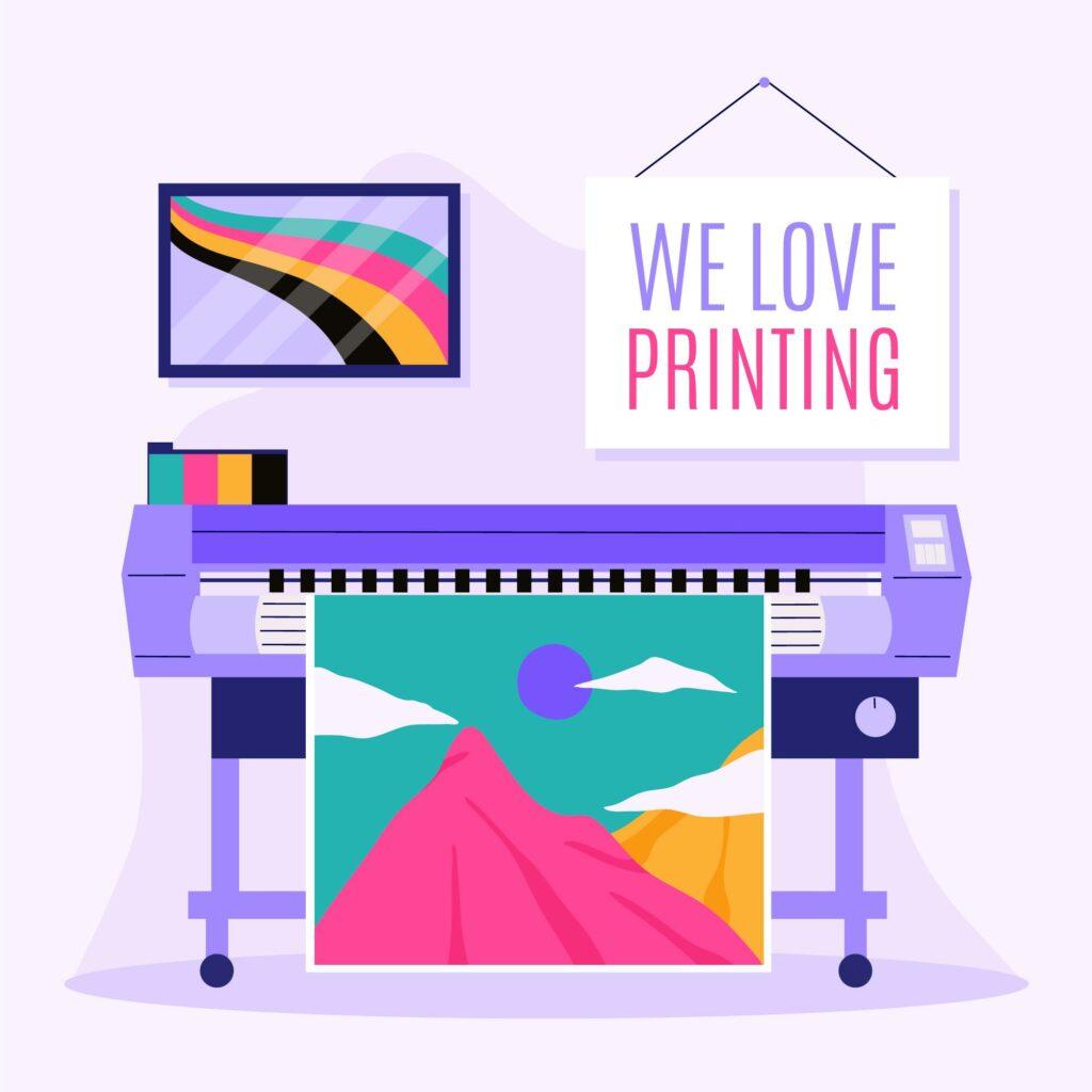Eine gute Druckerei finden – Die 3 Elemente für einen perfekten Druck
